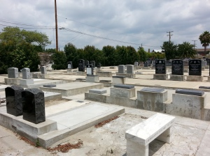As for the reason that this Jewish burial site would remain significant, it is clearly because Jewish people and their families had migrated into this area. Necessitating the continued operation and maintenance of this sacred burial site here.