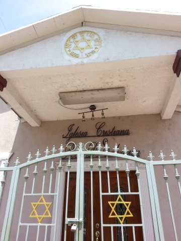 2nd and Mathews Synagogue in Boyle Heights: An example of a small