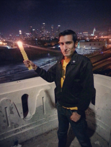 Shmuel Gonzales, East Los Angeles
