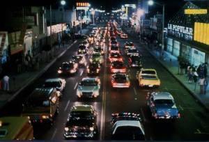 Cruising Whittier Blvd in the 1970s