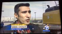 Representing the eastside. Shmuel Gonzales, Boyle Heights.