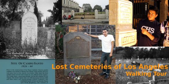 """""""Los Cemeteries of Los Angeles"""" Walking Tour"""