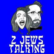Two Jews Talking Logo