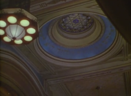 The dome of old Sinai Temple